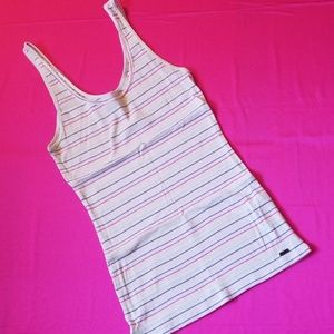 Tops - STRIPED HOLLISTER TANK
